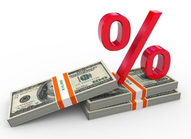 Проценты по микрокредиту