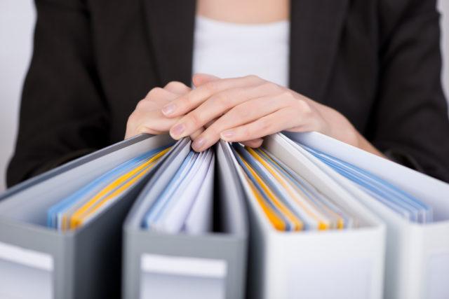Сбор документов в банк
