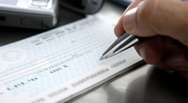 Наличие счета организации в банке