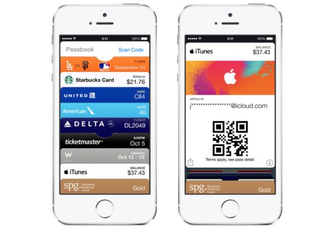 Управление картами в Apple Pay