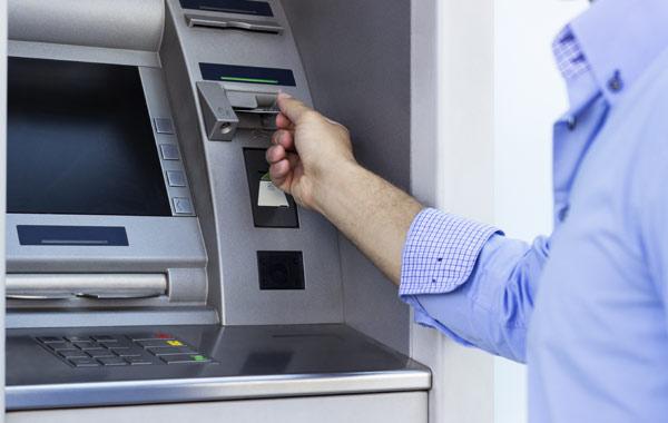 Переводы через банкомат