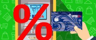 Комиссия за пользование банкоматами