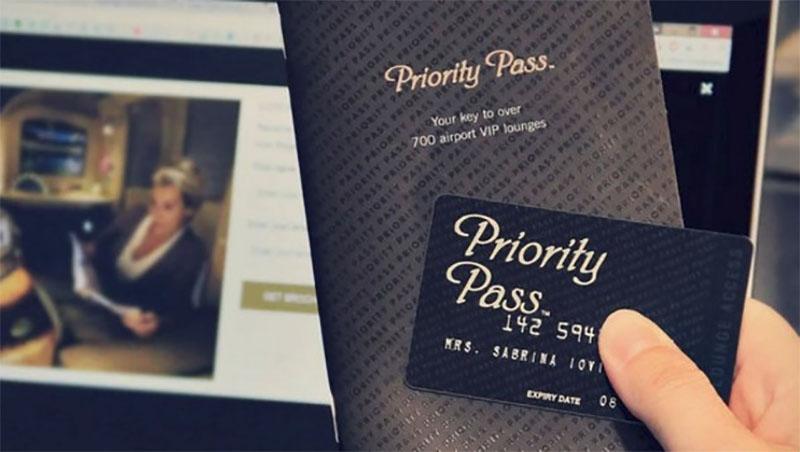 Карта Priority pass от ВТБ