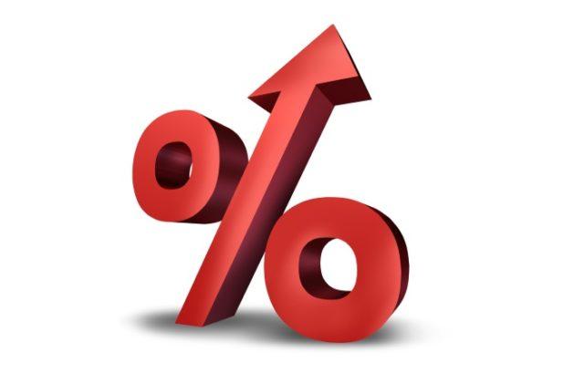 Высокая процентная ставка