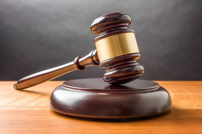 Блокировка по решению суда