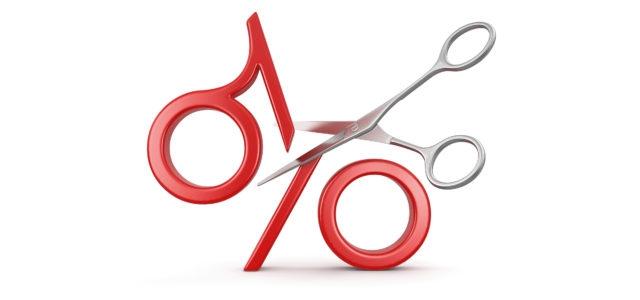 Пониженный процент для сотрудников