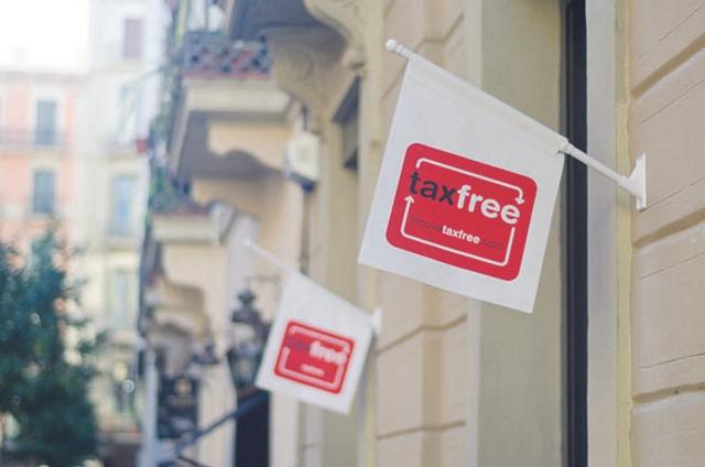 Пункты для чеков tax-free