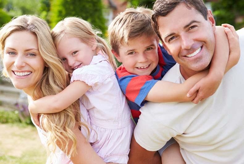 Страхование всей семьи