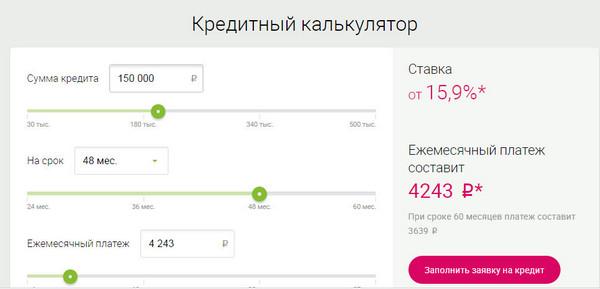 хочу оформить заявку на кредит москва кредит банк вклады