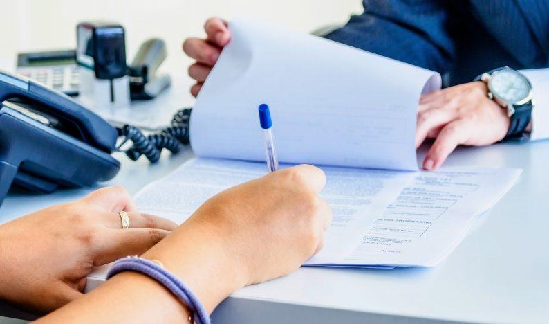 Заключение договора страхования