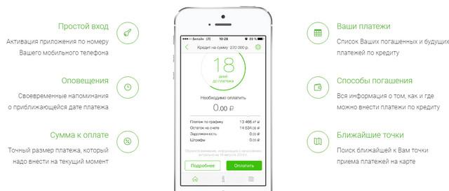 Мобильный банкинг ОТП