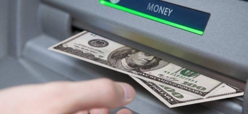 Как снять доллары с рублевого счета
