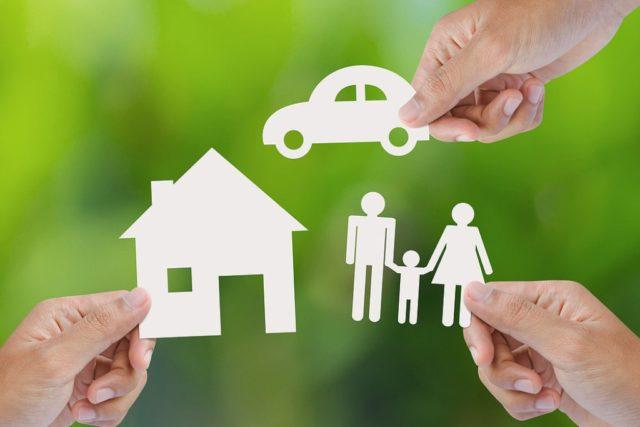 Страхование на разные цели